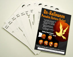 Christian Pumpkin Pattern Packet